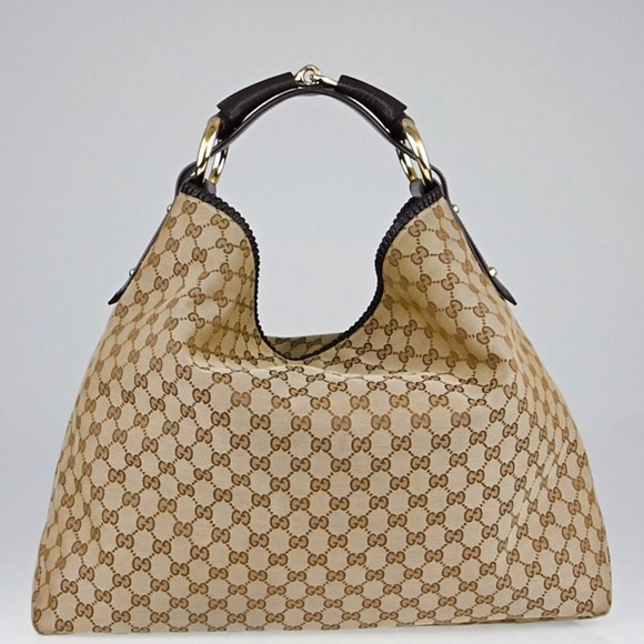 14daaf88df6da6 Gucci Bags | Gg Horsebit Hobo Large Bag | Poshmark